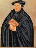 Luther Márton gyöngygoblein XIX.szd.vége.