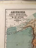 Amerika kézi abrosza 1872