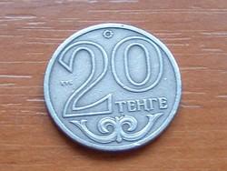 KAZAHSZTÁN 20 TENGE 2000 #