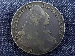 Ezüst bajor tallér 1769 A / id 1353/