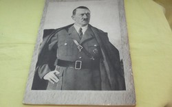 NAGYMÉRETŰ Náci propaganda 1937.