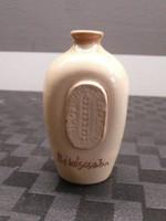 FKGP kerámia butella Békéscsaba