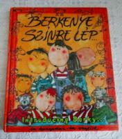 BERKENYE SZÍNRELÉP - INTRODUCING BERKY... MAGYAR - ANGOL MESEKÖNYV