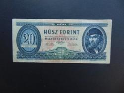 20 forint 1947 C 009 Kossuth címer
