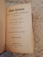 Örök imádás 1900-as imakönyv