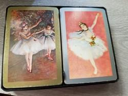 Arany Főnix - játékkártya két paklis -BALLERINA