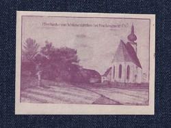 1 db osztrák szükségpénz 1920 / id 7457/