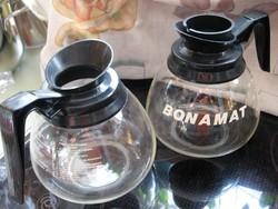Eredeti BONAMAT üveg kancsók egyben