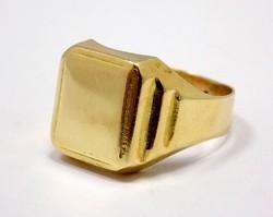 Arany pecsétgyűrű (ZAL-Au84910)