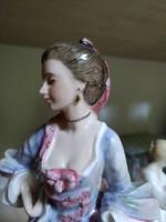 Sorszámozott Royal Doulton HN 3319 porcelán szobor 23cm