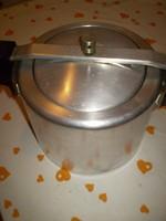 RETRÓ Jó állapotú alumínium KUKTA  fazék gyorsfőző 6 literes keveset használt