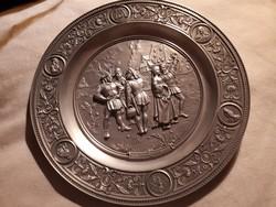 """Ón domborműves (fali) tányér- """" Albrecht Dürer """""""