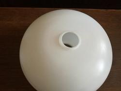 Óriási  üveg lüszter lámpa búra