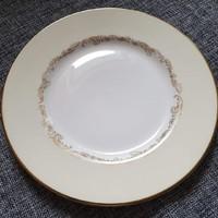 Antik Minton salátás tányér