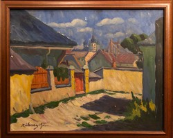 A TABÁN 1928, ZÁHONYI GÉZA