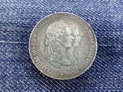 Ferenc József házassági Gulden replika / id 3781/