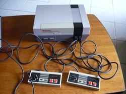 Régi Nintendo NESE 001