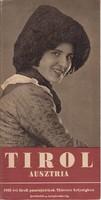 TIROL idegenforgalmi kiadvány Ausztria 1930as évek