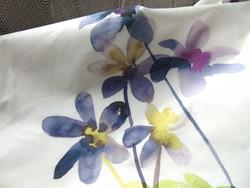 Álomszép 100 % pamut ágynemű virágokkal