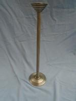 Hatalmasnak mondható 46 cm  gyönyörűen kidolgozott mestermű empír stílusban 1 szál gyertyás