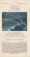 VELDEN idegenforgalmi kiadvány 1930as évek