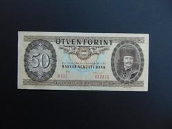50 forint 1986 D 732 Szép ropogós bankjegy