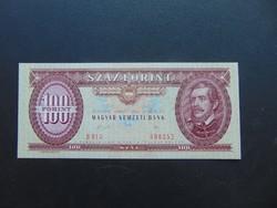 100 forint 1989 B 913 Nagyon szép ropogós bankjegy