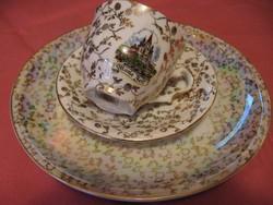 Bécsi ajándék , emlék csésze Maria Zell