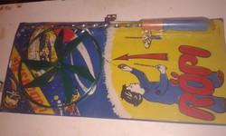 Röpi-retro játék bontatlan csomagolásban
