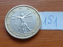 OLASZ 1 EURO 2010 151.