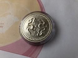 2018 Niue ezüst Kígyó 31,1 gramm 0,999 Ritka