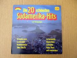 Los Paraguayos - 20 Dél-amerikai világzene (LP)