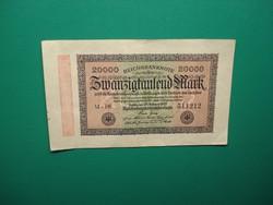 20000 márka 1923