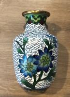 Tűzzománc Mini váza