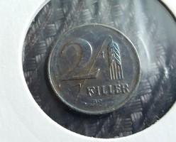 2 Fillér 1947 Vf+.