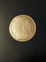 20 Krajcár Heinrich VIII Bibra 1765 ritkább!