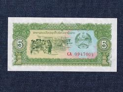 Laosz 5 Kip bankjegy 1988 / id 12804/