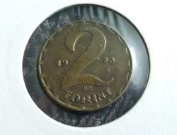 2 Forint 1973 Ef.