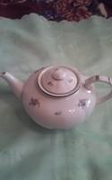 Antik hollóházi teás kanna