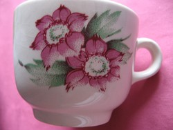4 db Ditmar Urbach kerámia csésze