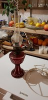Antik Petróleum Lámpa