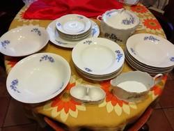 Arpó porcelán étkészlet