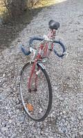 Régi Csepel bicikli eredeti nagyon szép állapotban lévő darab
