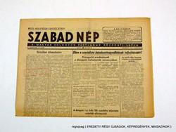 67. SZÜLETÉSNAPRA! 1952.02.16  /  SZABAD NÉP  /  Szs.:  12426