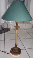 Antik asztali lámpa