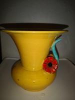 Art deco váza Galaskó 15 cm