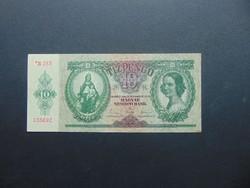 Csillagos 10 pengő 1936 B 283