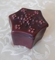 Kerámia doboz, bonbonier, ékszertartó