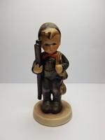 Ritkaság!!! Antik kéményseprő Hummel figura
