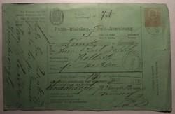 1871 Postautalvány